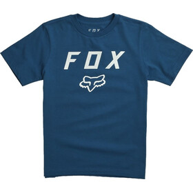 Fox Legacy Moth Short Sleeve T-Shirt Youth dusty blue